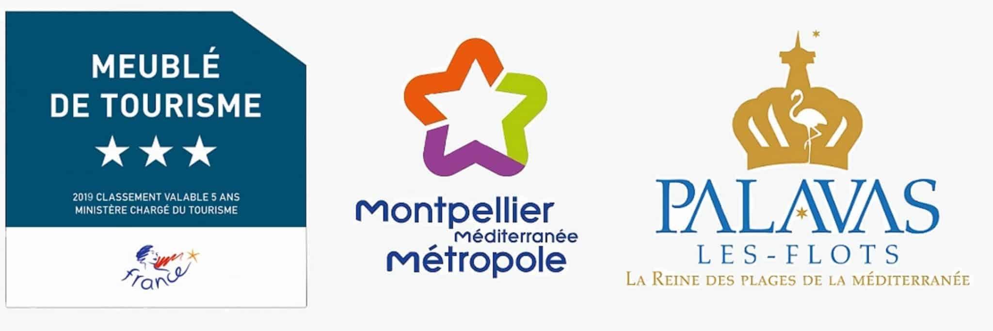 La Comédie de Vanneau est un ensemble de meublés de tourisme classé 3 étoiles à Montpellier et à Palavas-les-Flots.