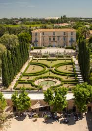 Chateau de Flaugergues with its stunning garden